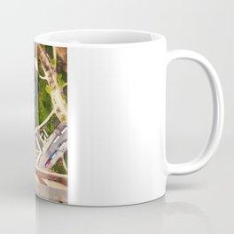 Vers le Bas // Downwards Coffee Mug