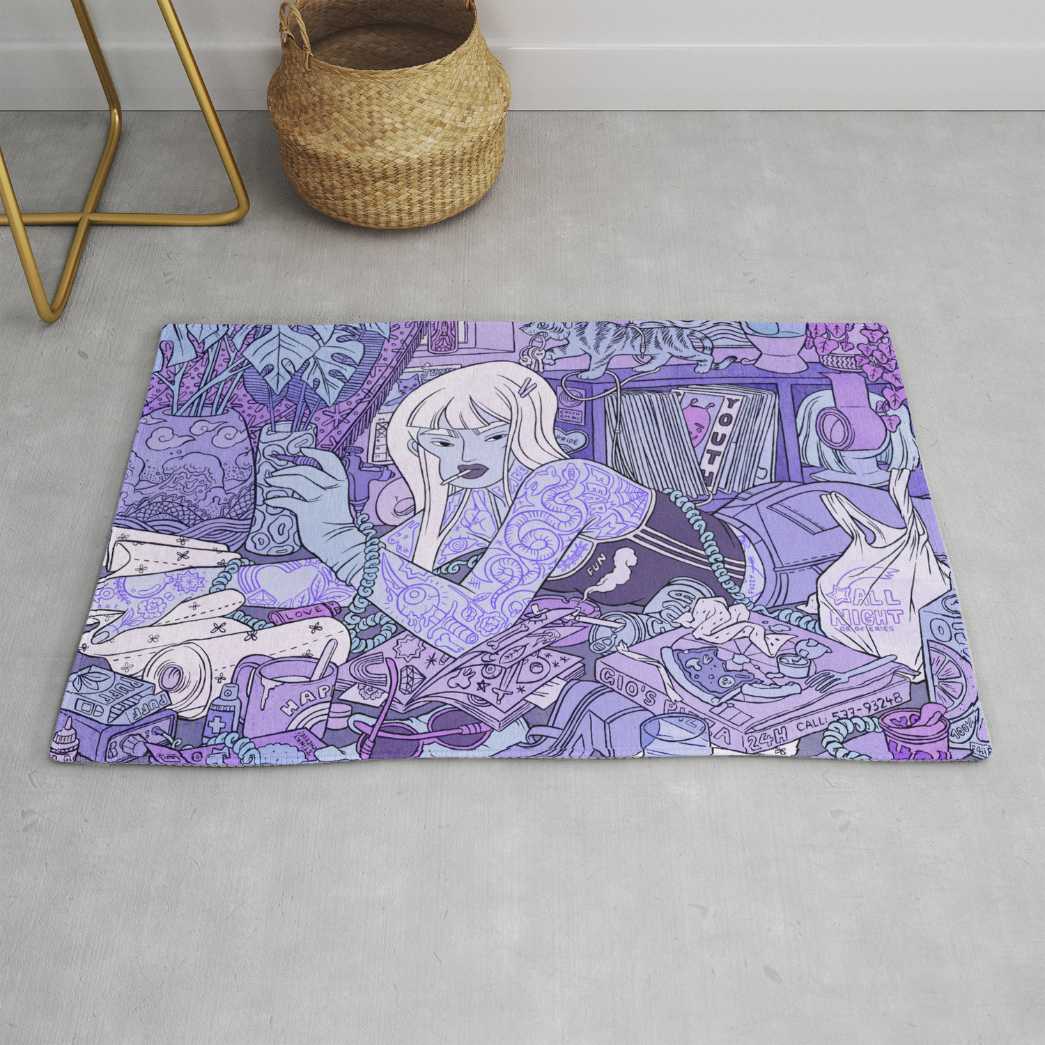 I Ll Save You A Spot Rug By