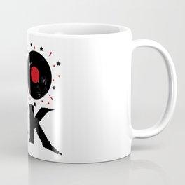 Rock illustration Coffee Mug