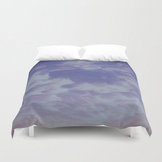 Future Skies Duvet Cover