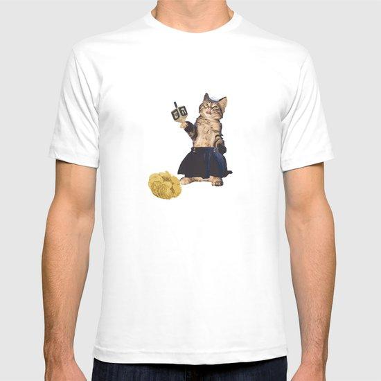 Jew Cat T-shirt