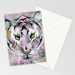 """Tiger Tiger"" Stationery Cards"