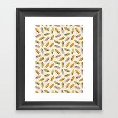 Espadrilles Framed Art Print