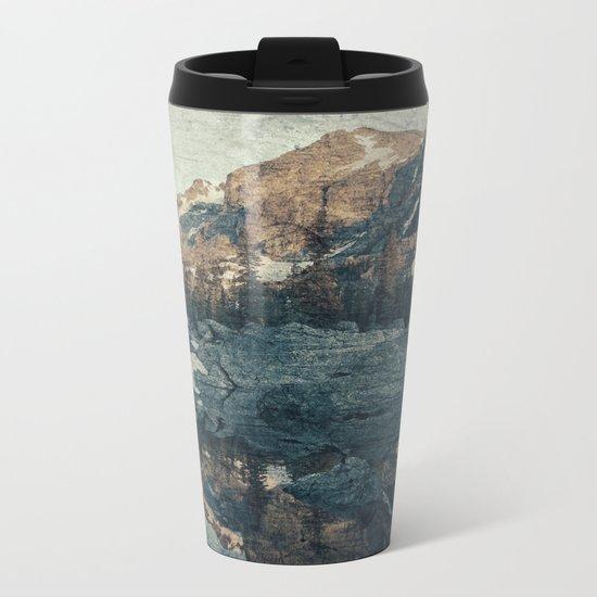Lake Haiyaha Metal Travel Mug