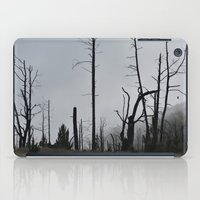 death iPad Cases featuring Death by Hunter J.