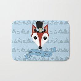 Meneer Fox Bath Mat