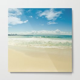 Kapalua Beach Honokahua Maui Hawaii Metal Print