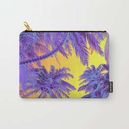 Polychrome Jungle Carry-All Pouch