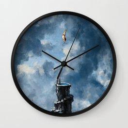 The Success Wall Clock