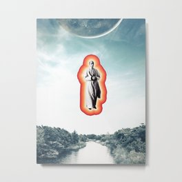 Holy Metal Print