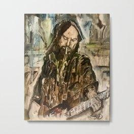 RIP Chad Hanks Metal Print