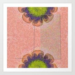 Stayship Raw Flower  ID:16165-073856-48551 Art Print