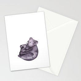 Koala Bear Love  Stationery Cards