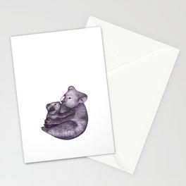 Koala Bear Love  Stationery Cards