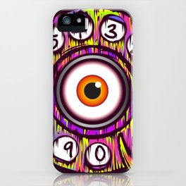 Eye Phone iPhone Case