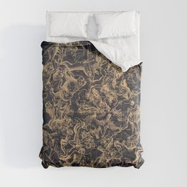 Vintage Constellations & Astrological Signs | Yellowed Ink & Cosmic Colour Comforters