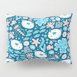 Sea Bunnies Pillow Sham
