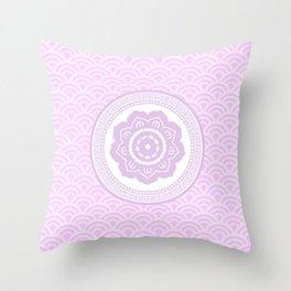 Yunmeng Jiang Logo Throw Pillow
