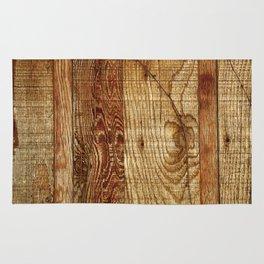 Wood Photography Rug