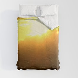 B2 Sunset Comforters