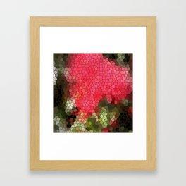 MOSAIC 2 Framed Art Print