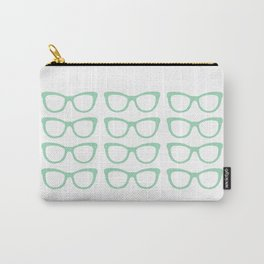 Glasses #5 Carry-All Pouch
