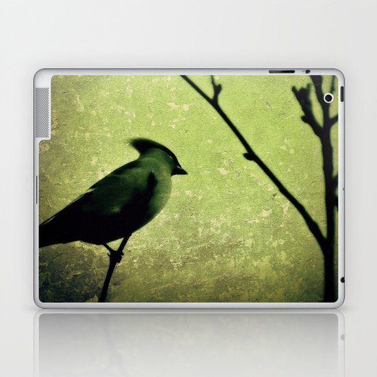 Waxwing Laptop & iPad Skin