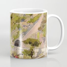 Vintage poster - Fernet-Branca Coffee Mug