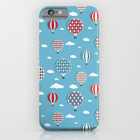 Hot Air Balloons iPhone & iPod Case