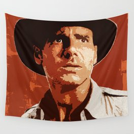 Raiders Jones Wall Tapestry