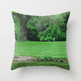 The Smuggler I Throw Pillow