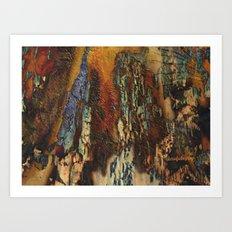 Woodsie Woo by Sherri Of Palm Springs-abstract Art Print
