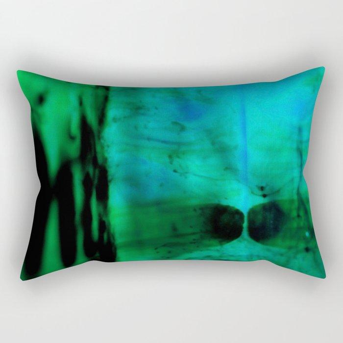 Blobs 2 Rectangular Pillow