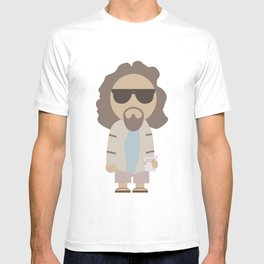 THE DUDE - Big Lebowski T-shirt