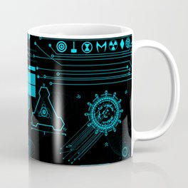 Mark 42 HUD Coffee Mug