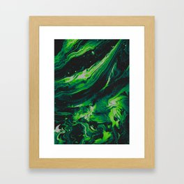 OAKWOOD Framed Art Print