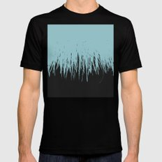 Fringe Salt Water MEDIUM Black Mens Fitted Tee