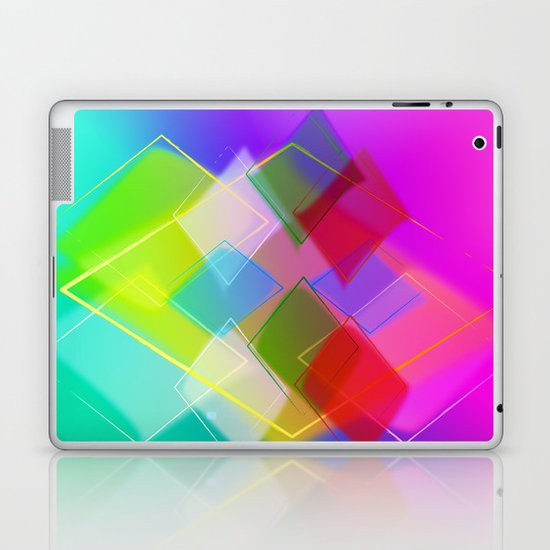 Topaz Laptop & iPad Skin