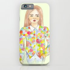 The colourful shirt Slim Case iPhone 6s