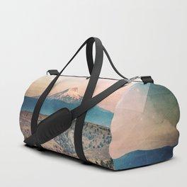 Desert Mountain Adventure - Nature Photography Duffle Bag
