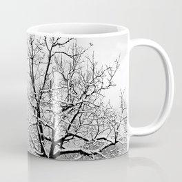 Snowy trees Coffee Mug