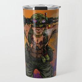 War Machine - The Nam Dude Travel Mug