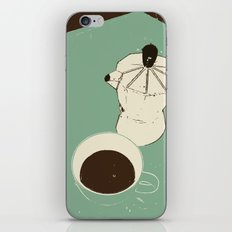 espresso coffee iPhone & iPod Skin