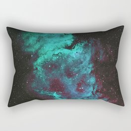 Soul Nebula Rectangular Pillow