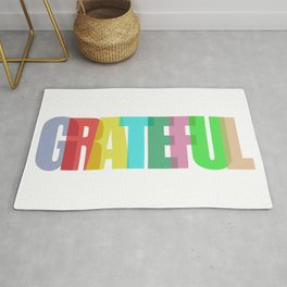 Grateful Rug