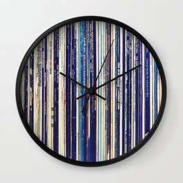 Sounds of Youth Wall Clock