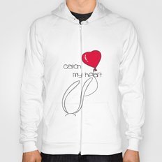 Catch my heart Hoody