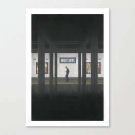 Frames of New York #03 Canvas Print