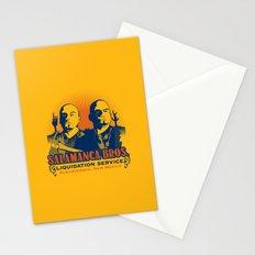 Salamanca Brothers Stationery Cards