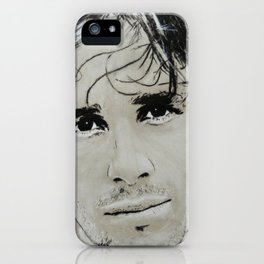 Jeff Buckley iPhone Case